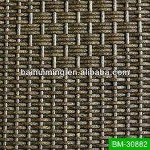 All-weather HDPE Peel Artificial Rattan Furniture Making Material BM-30882