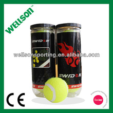 International Tennis ball Federation approved tennis ball