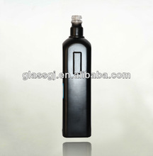 750ml SR glass wine bottles
