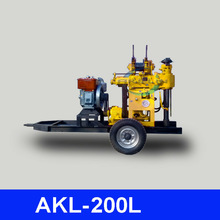 Deserving & good value for you, AKL-200L boring hole drilling equipment