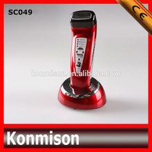Handheld ion beauty galvanic anti-wrinkle pen