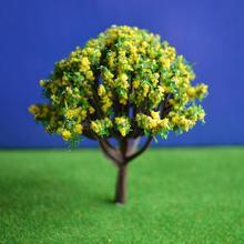 Architecturale arbre du modèle / échelle arbre du modèle / plastique arbre du modèle modèle trains ho chine modèle de formation mise en page