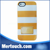 For iphone5 TPU Back Cover Soft TPU Cellphone Case For iphone 5 5S