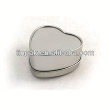regalo caja de la lata de chocolate hershey de embalaje