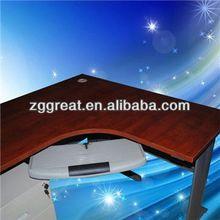 KD design leather office desk set