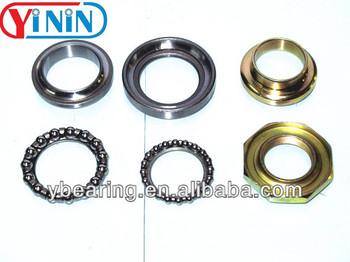 Motorcycle ball bearing race,seat ring, steering ring