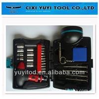 26pcs emergency tool kits flashlight,tool sets with flashlight/torch