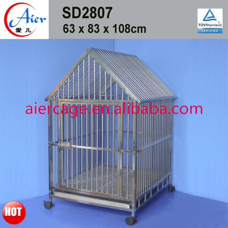 dog house/dog kennel/metal dog cage