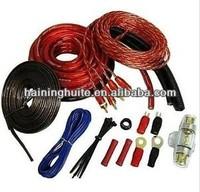 4 Gauge 1500 Watts Car Amplifier/Amp Installation Wiring Kit