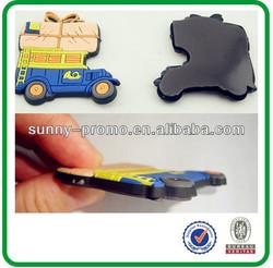 3D pvc fridge magnet wholesale magnet for fridge