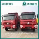 sinotruk howo tipper/dump truck for sale