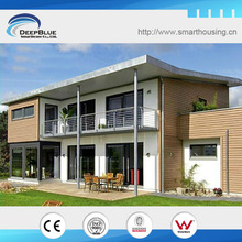 light gauge steel structure villas
