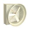 glass fiber reinforced plastic fan cover