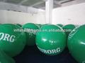 "36 "" 1 m bola inflable publicidad"