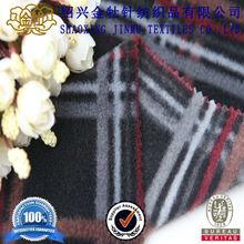 2013 high quality lovely printed anti pill fleece fabric