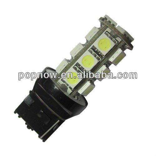 T20 7443 18 SMD LED Car Stop Tail Brake reversing Light Lamp Bulb 12V