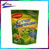 custom printed resealable plastic packaging food bags