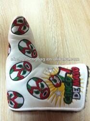 customize PU golf club head cover