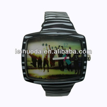 cheap plastic watches for kids promotion with cartoon artwork