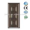 S-99 exterior wall coating external steel security door extruded aluminium door