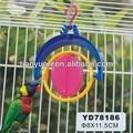 Pájaro colorido surtidor de los juguetes