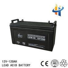 Lead acid battery 12V 120AH, 120AH back up battery, 120AH ups battery