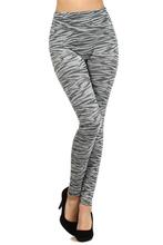Zebra Seamless Leggings