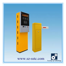 Intelligent RFID toll fee car parking lot management system