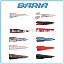 Professional Mini Hair Travel Ceramic Flat Zebra Straightening Iron