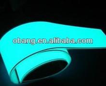2014 Hot sale EL electroluminescence sheet/blue el panel