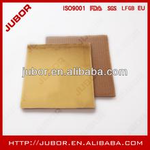 gold foil square cake decoration boards disposable/cake board
