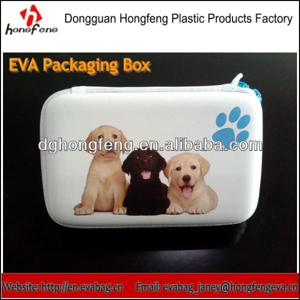 High Grade EVA Game Case Video Game Box