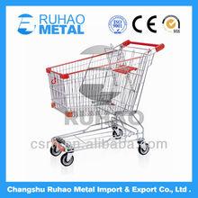 Jiangsu Changshu Zinc With Epoxy Shopping Cart