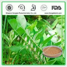 Natural Polygonatum Odoratum Extract Powder 10:1