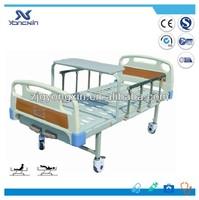 2-crank long term home care/critical care hospital bed