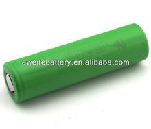 for E-cig battery sony li ion us18650 VTC4 Rechargeable li-ion Battery 3.7v 1600mAh for Sony battery for Sony US18650 VTC4