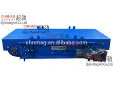 Suspension conveyor belt industrial/mineral iron magnetic separator