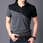 OEM hot sale cotton short sleeve men's t shirt cheap polo shirts