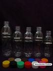 PET Bottle for juice 250,300,350,400,450,500 ml. with twist cap