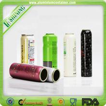 Shampoo packaging small aerosol spray cans 400ml