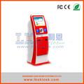 auto serviço de pagamento de bilhetes de impressão da máquina
