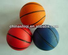 Promotional small pu basketball ball