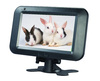 7 inch mini flat screen lsd tv from china with 12 volt