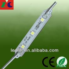 Long lifespan 12v waterproof IP67 0.72W 5050 smd led module