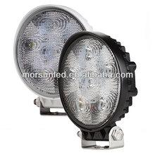 12V offroad lighting 18w, 5 inch work light 18w motorcycle led headlight