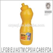 2015 new plastic water bottle ,sports drinking bottle,fold water bottle