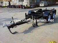 Solar Generator Set Trailer