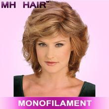 100% kanekalon japanese hair wigs hair integration wigs