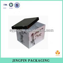 square well-knit color rigid board gift box
