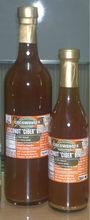 COCONUT CIDER VINEGAR: from coconut flower nectar or sap